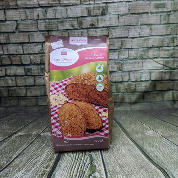 Emmer-Quinoa-Urkorn-Backmischung-Brotbackmischung-Torten-Tuning-Hilburghausen