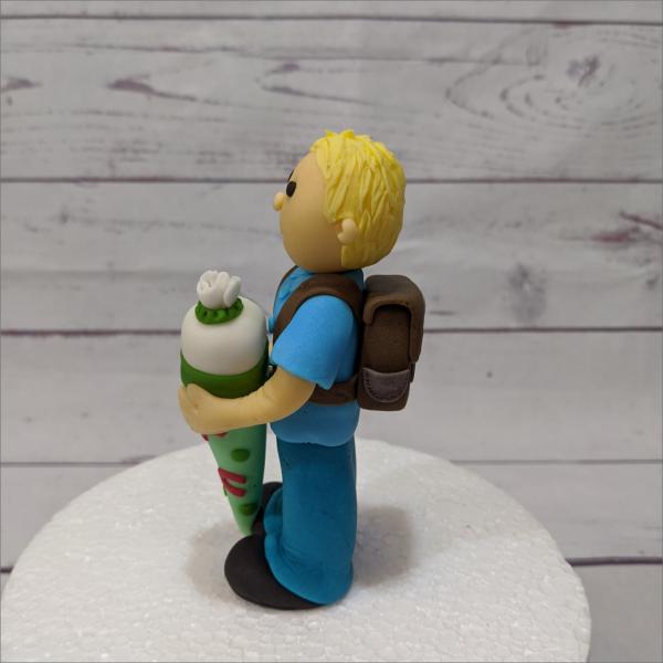 Junge-Zuckert-te-2-modellierte-Figuren-Fondant-Ilmenau-Torten-Kindergeburtstag-Tortendekor-Zuckerfigur-essbare-Figur-Torten-Tuning-Suhl-Meiningen-Coburg-Hildburghausen