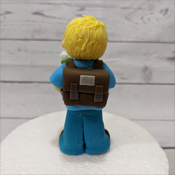 Junge-Zuckert-te-3-modellierte-Figuren-Fondant-Ilmenau-Torten-Kindergeburtstag-Tortendekor-Zuckerfigur-essbare-Figur-Torten-Tuning-Suhl-Meiningen-Coburg-Hildburghausen