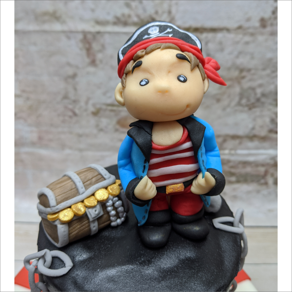 Pirat-Schatzkiste-Geburtstagstortemodelliert-Handmodelliert-Figuren-Fondant-Hochzeitstorten-Geburtstagstorten-Torten-Tuning-Suhl