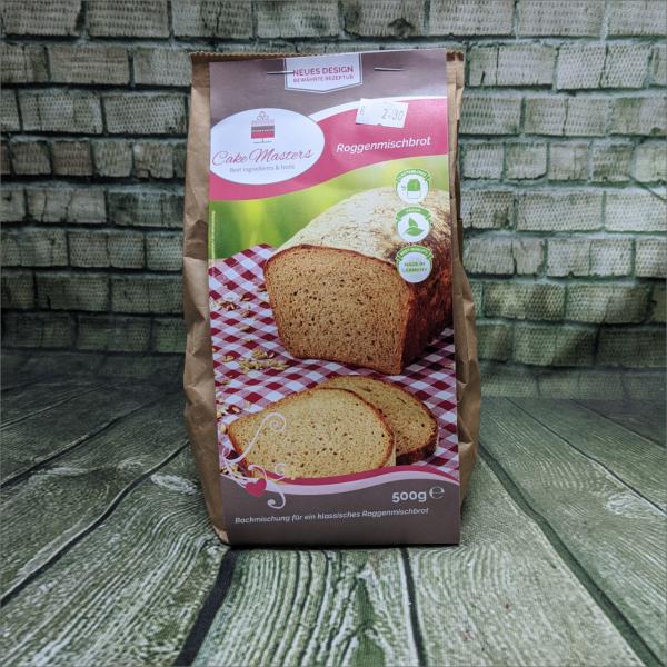 Roggenmischrot-Backmischung-Brotbackmischung-Torten-Tuning-Schleusingen