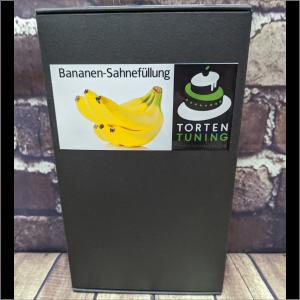 Torten-Tuning-Backmischung-Bananen-Sahne
