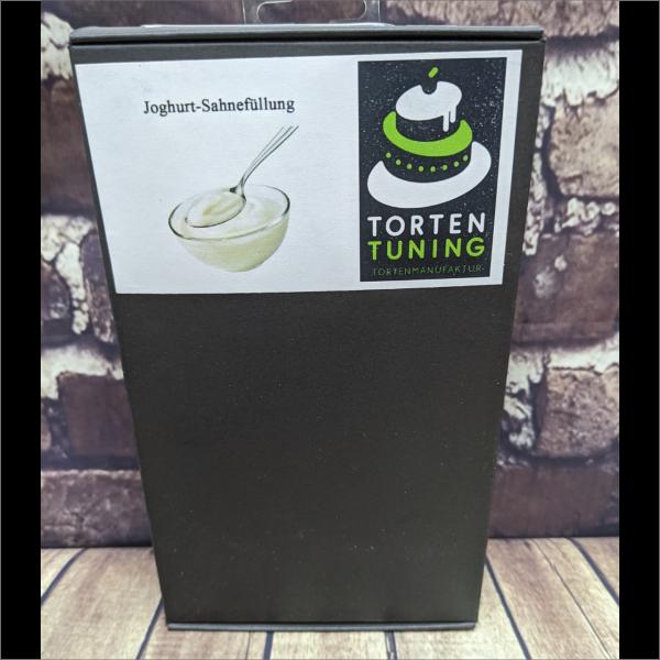 Tortenfüllung Joghurt Sahne Torten-Tuning-Backmischung-Joghurt-Sahne