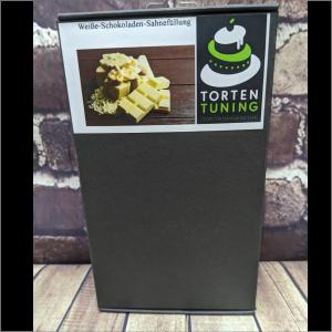 Torten-Tuning-Backmischung-weisse-Schokoladen-Sahne