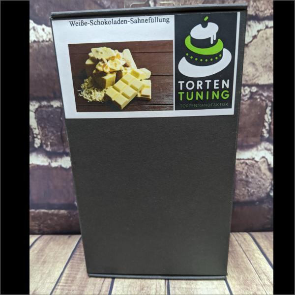 Tortenfüllung Weiße Schokolade Sahne Torten-Tuning-Backmischung-weisse-Schokoladen-Sahne