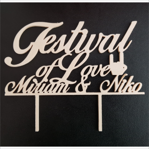 Cake Topper Festival of Love Torten-Tuning-Cake-Topper_Festival-of-Love_Schleusingen_Erfurt