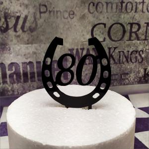 Torten-Tuning-Cake-Topper_Gl-ckshufeisen-mit-Geburtgstagszahl_Erlau_Hildburghausen