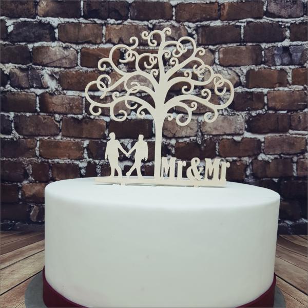Torten-Tuning-Cake-Topper_Holz_Mr-Mrs_mit-Lebensbaum_Schleusingen_Erfurt
