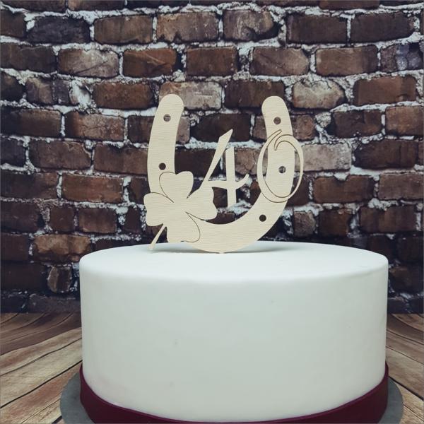 Torten-Tuning-Cake-Topper_Hufeisen_-mit-Kleeblatt-und-Zahl_Breitungen-Schmalkalden