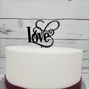 Cake Topper Schriftzug Love Torten-Tuning-Cake-Topper_Love_Schleusingen_Erfurt