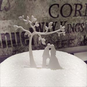 Cake Topper Brautpaar mit Baum Torten-Tuning-Cake_Topper_Lebensbaum-mit-Brautpaar_Hildburghausen_Erlau
