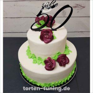 Cake Topper süße 50