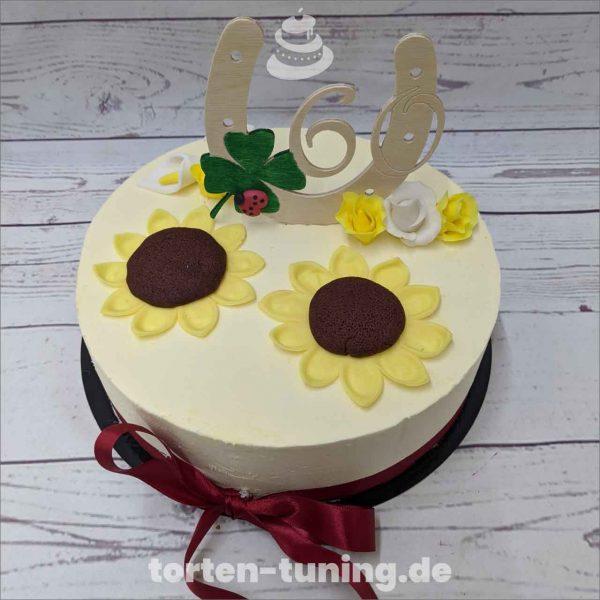60. Geburtstag Torten Tuning Tortendekoration Geburtstagstorten Suhl Thüringen Backzubehörshop online bestellen Hochzeitstorte Catering modell