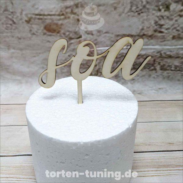 Cake-Topper-Holz-individuelle-Namen-Schriftzug-Aufstecker-Torten-Tuning-Thüringen-Hochzeitstorten