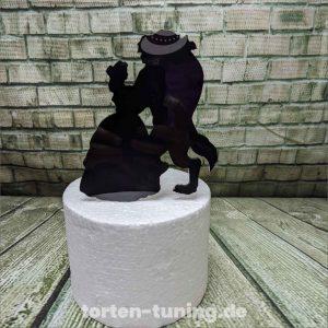 Cake Topper Die Schöne und das Biest 1. Geburtstag Torte Torten Tuning Tortendekoration Geburtstagstorten Suhl Thüringen Backzubehörshop online bestellen Backkurse modellierte Figuren Kindergeburtsta
