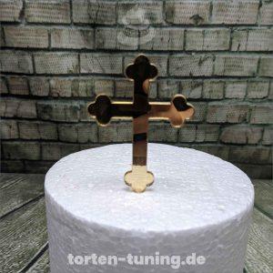 Cake Topper Kreuz 1. Geburtstag Torte Torten Tuning Tortendekoration Geburtstagstorten Suhl Thüringen Backzubehörshop online bestellen Backkurse modellierte Figuren Kindergeburtsta