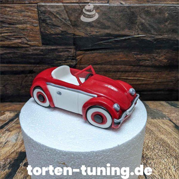 VW Käfer Micky&Minnie Tortenfigur Kinderschokolade werbung auto modellierte Figur Fondantfigur Tortenfigur Torte Torten Tuning Geburtstagstorte Suhl Hochzeitstorte Kindertorten Babytorten Fondant online