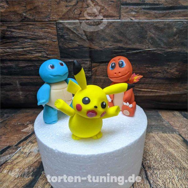Pokemon modellierte Figur Fondantfigur Tortenfigur Torte Torten Tuning Geburtstagstorte Suhl Hochzeitstorte Kindertorten Babytorten Fondant