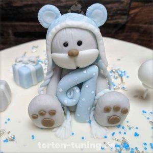 figuren-aus-fondant Teddybär modellierte Figur Fondantfigur Tortenfigur Torte Torten Tuning Geburtstagstorte Suhl Hochzeitstorte Kindertorten Babytorten Fondant online