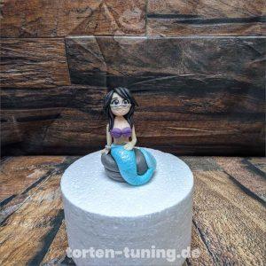 Tortenfiguren meerjungfrau modellierte Figur Fondantfigur Tortenfigur Torte Torten Tuning Geburtstagstorte Suhl Hochzeitstorte Kindertorten Babytorten Fondant online