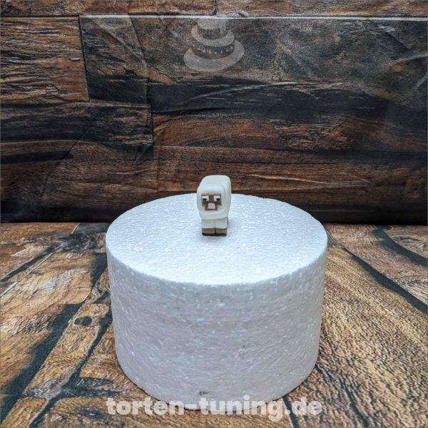 minecraft schaf modellierte Figur Fondantfigur Tortenfigur Torte Torten Tuning Geburtstagstorte Suhl Hochzeitstorte Kindertorten Babytorten Fondant online