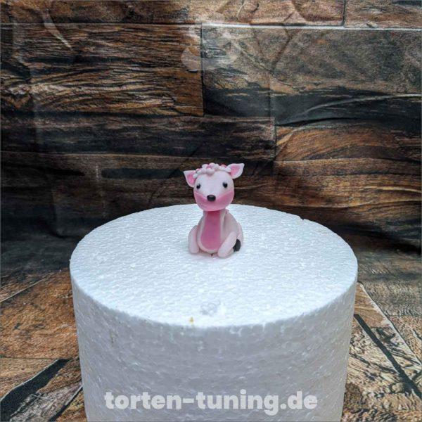 reh modellierte Figur Fondantfigur Tortenfigur Torte Torten Tuning Geburtstagstorte Suhl Hochzeitstorte Kindertorten Babytorten Fondant online