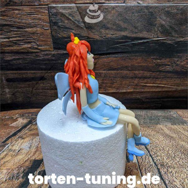 Bloom Fee modellierte Figur Fondantfigur Tortenfigur Torte Torten Tuning Geburtstagstorte Suhl Hochzeitstorte Kindertorten Babytorten Fondant online