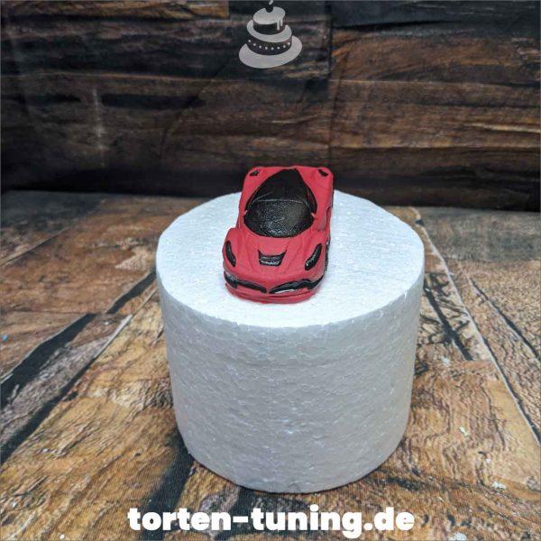 Ferrari modellierte Figur Fondantfigur Tortenfigur Torte Torten Tuning Geburtstagstorte Suhl Hochzeitstorte Kindertorten Babytorten Fondant online