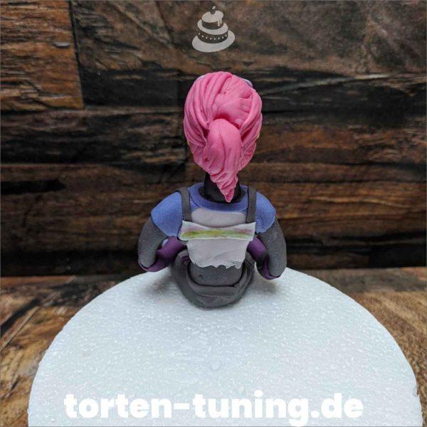 Fortnite Dekoration modellierte Figur Fondantfigur Tortenfigur Torte Torten Tuning Geburtstagstorte Suhl Hochzeitstorte Kindertorten Babytorten Fondant online