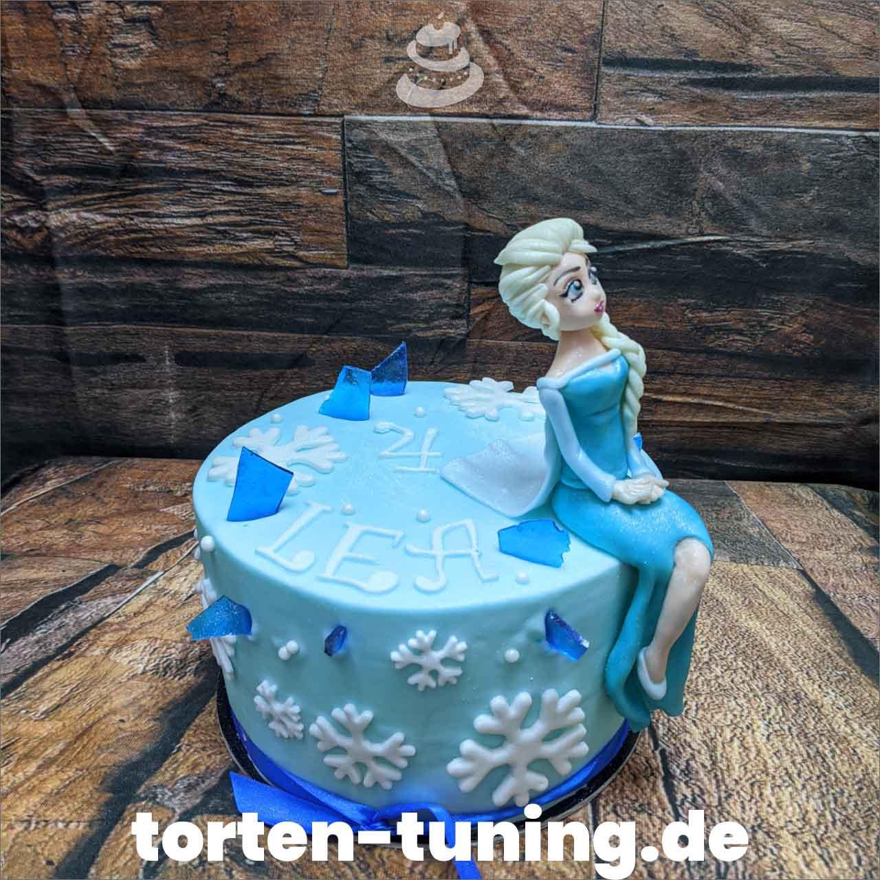 Elsa Torte Torten Tuning Tortendekoration Geburtstagstorten Suhl Thüringen Backzubehörshop online bestellen Jugendweihe modellierte Figur