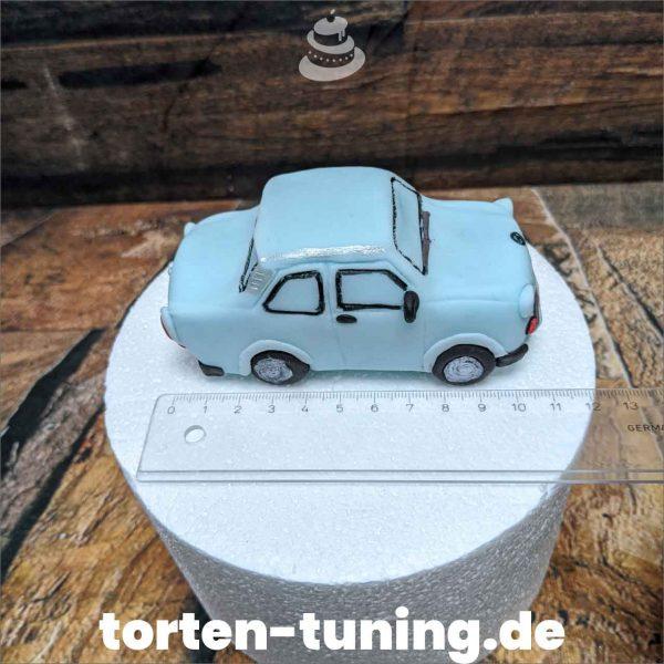 Trabant auto modellierte Figur Fondantfigur Tortenfigur Torte Torten Tuning Geburtstagstorte Suhl Hochzeitstorte Kindertorten Babytorten Fondant online
