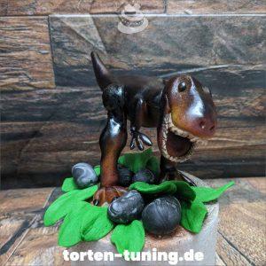 Tortenfigur T-Rex Tyrannosaurus