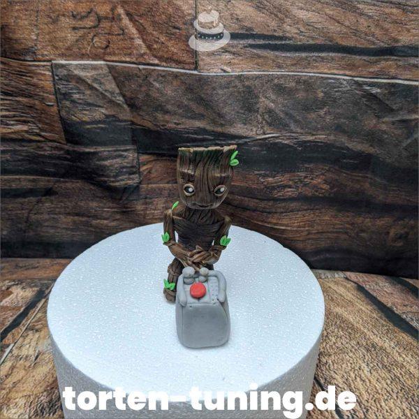 groot modellierte Figur Fondantfigur Tortenfigur Torte Torten Tuning Geburtstagstorte Suhl Hochzeitstorte Kindertorten Babytorten Fondant online