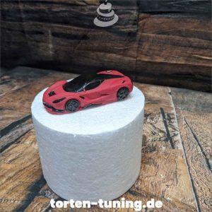 Ferrari Tortenfigur