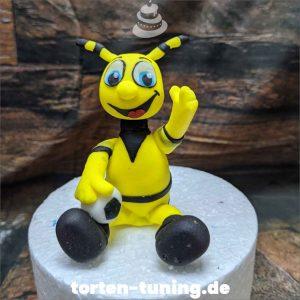 Tortenfigur Dortmund Biene Emma