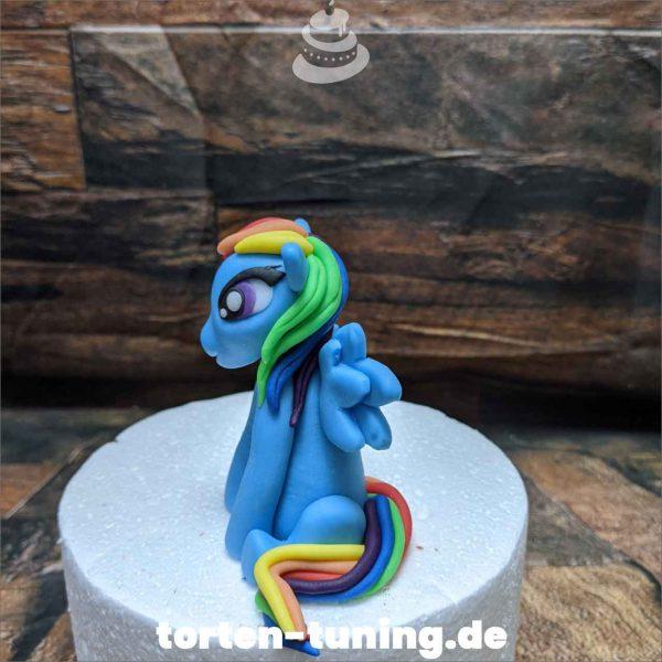 Tortendekoration My little Pony Rainbow Dash