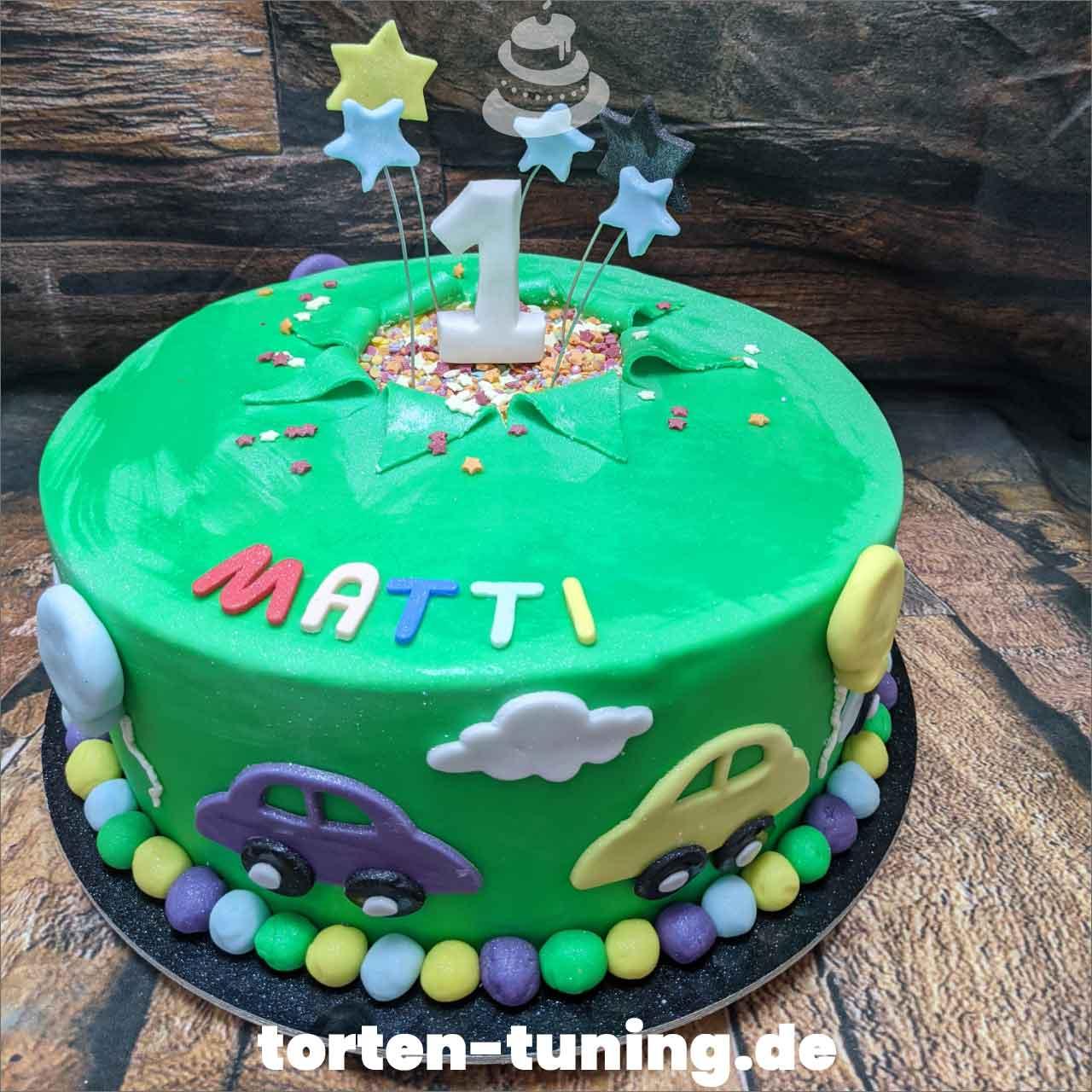 1. Geburtstag Dripcake Obsttorte Geburtstagstorte Motivtorte Torte Tortendekoration Torte online bestellen Suhl Thüringen Torten Tuning Sahnetorte Tortenfiguren Cake Topper