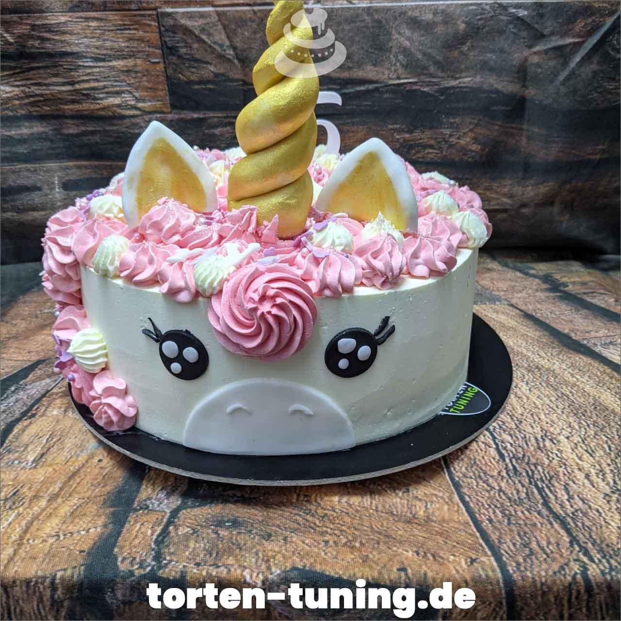 Einhorn Kopf Gesicht rosa Dripcake Obsttorte Geburtstagstorte Motivtorte Torte Tortendekoration Torte online bestellen Suhl Thüringen Torten Tuning Sahnetorte Tortenfiguren Cake Topper