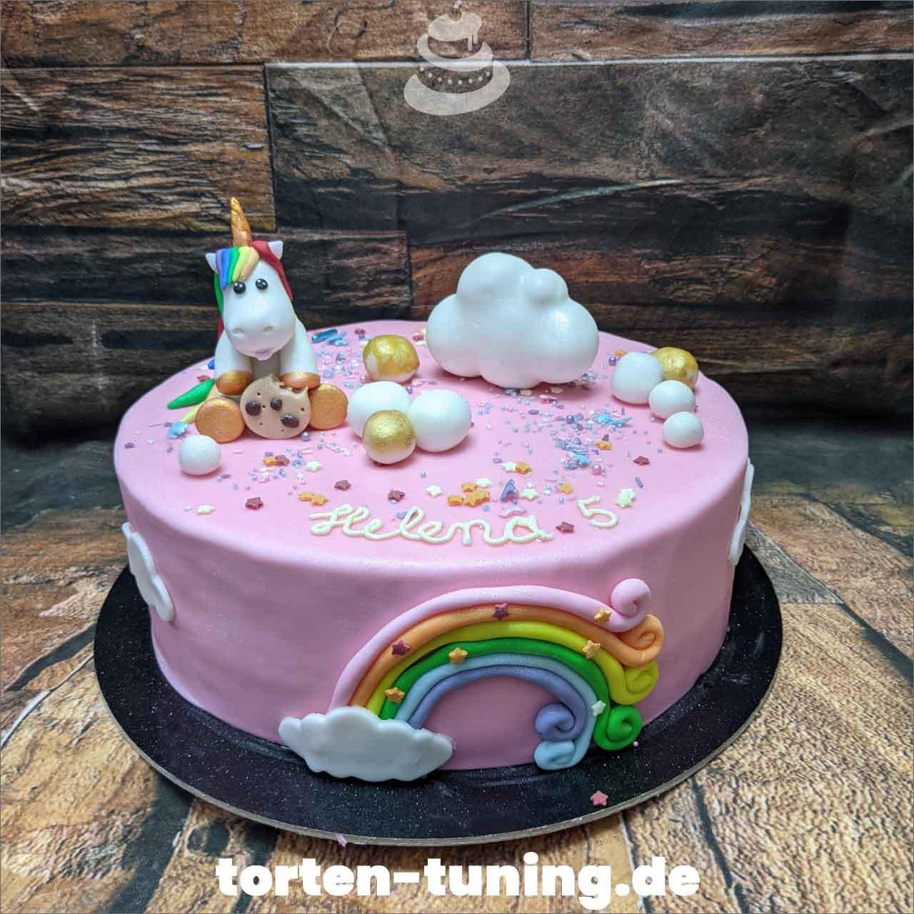 Einhorn Regenbogen Dripcake Obsttorte Geburtstagstorte Motivtorte Torte Tortendekoration Torte online bestellen Suhl Thüringen Torten Tuning Sahnetorte Tortenfiguren Cake Topper