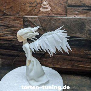 Tortendekoration Engel