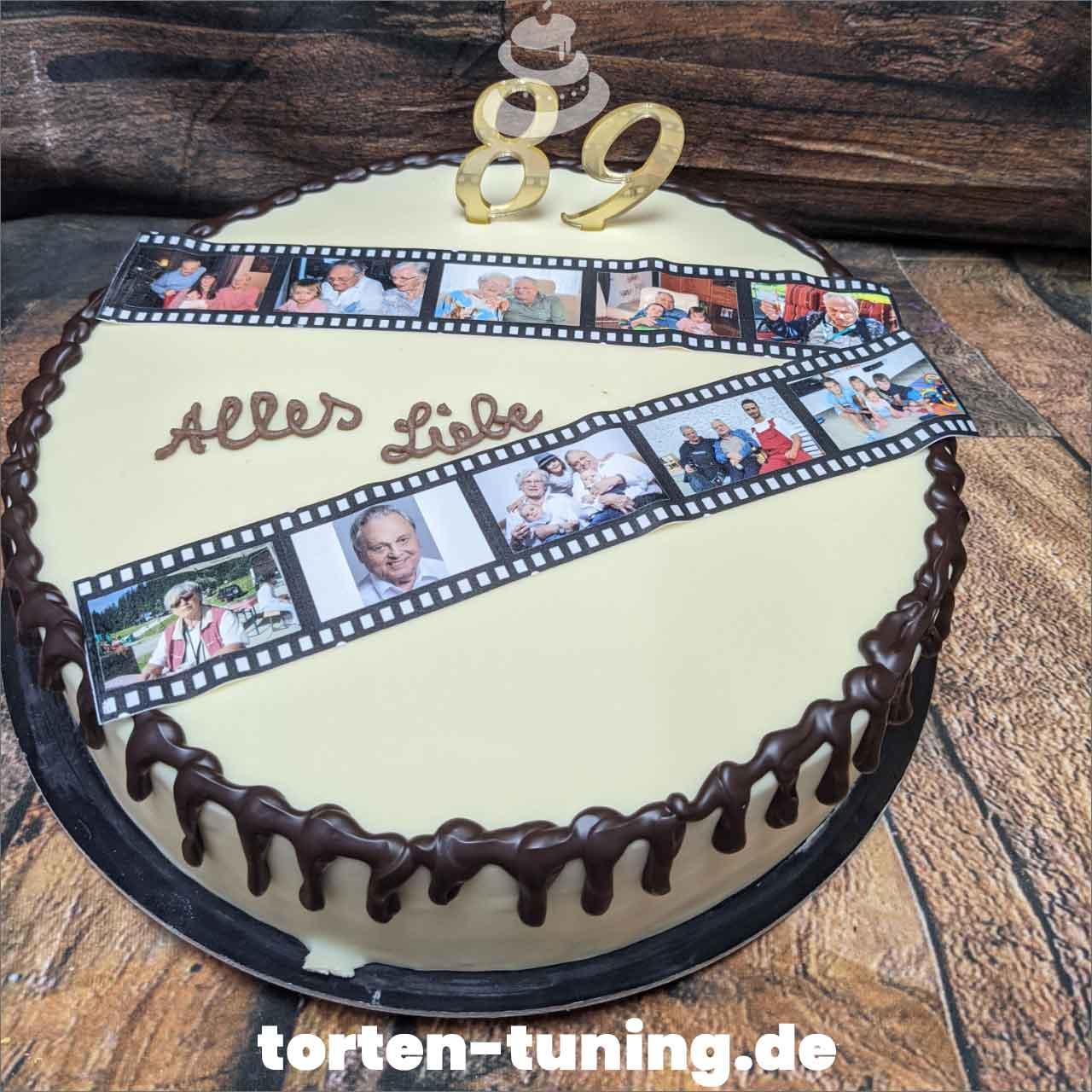 Fotostreifen Filmstreifen Dripcake Obsttorte Geburtstagstorte Motivtorte Torte Tortendekoration Torte online bestellen Suhl Thüringen Torten Tuning Sahnetorte Tortenfiguren Cake Topper