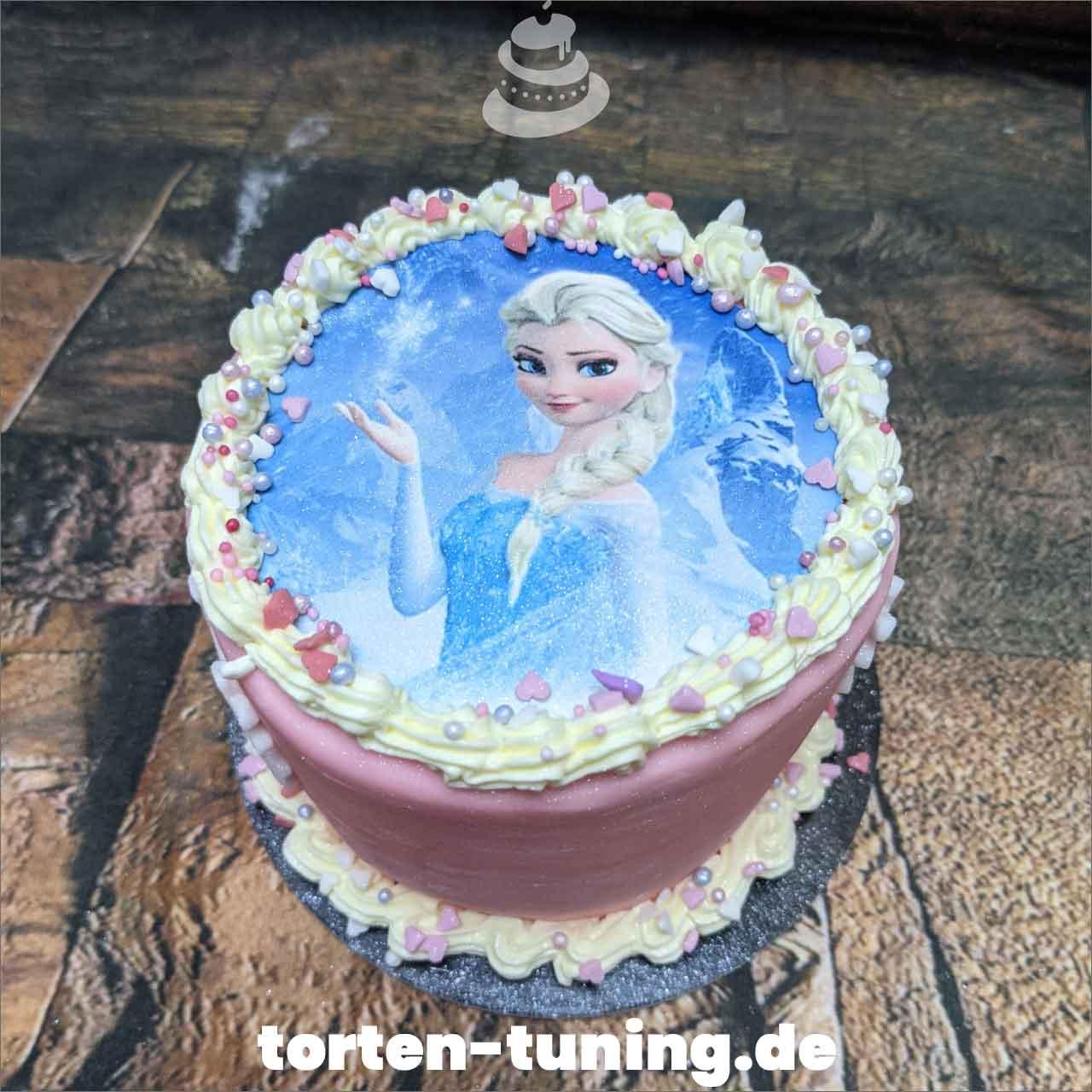 Frozen Dripcake Obsttorte Geburtstagstorte Motivtorte Torte Tortendekoration Torte online bestellen Suhl Thüringen Torten Tuning Sahnetorte Tortenfiguren Cake Topper