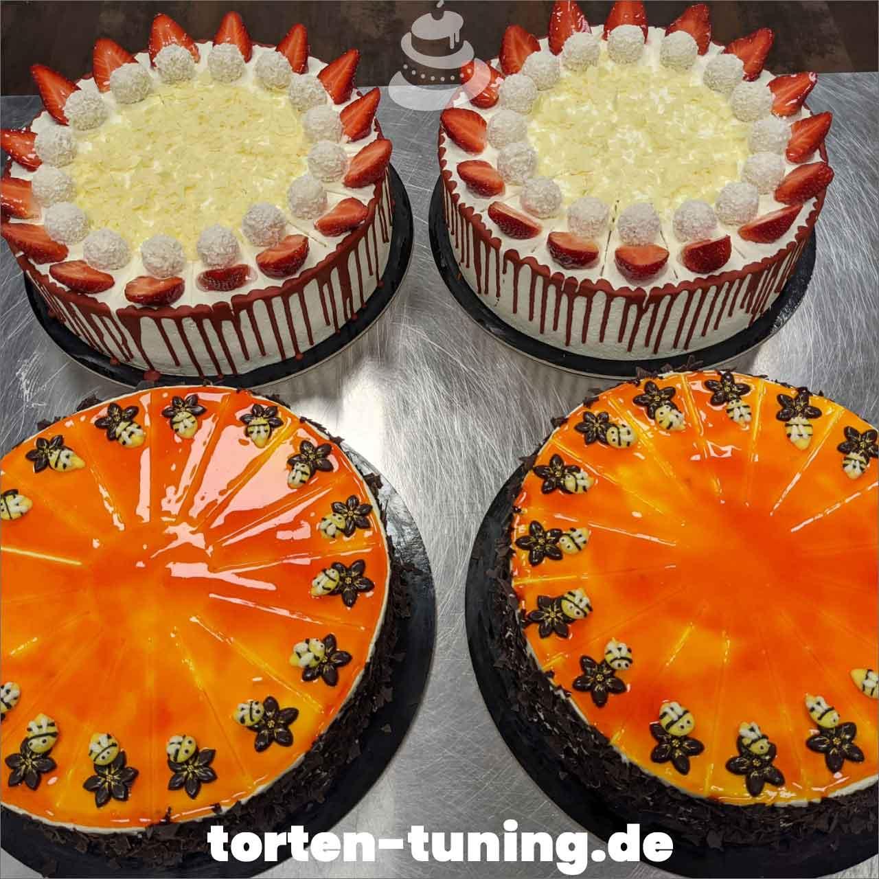 Frühlingstorten Raffaello Dripcake Obsttorte Geburtstagstorte Motivtorte Torte Tortendekoration Torte online bestellen Suhl Thüringen Torten Tuning Sahnetorte Tortenfiguren Cake Topper