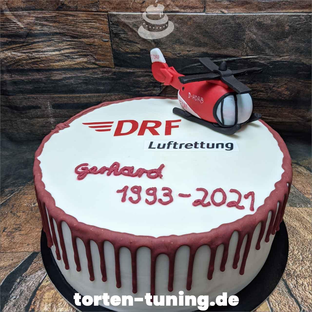 Hubschrauber Helikopter Dripcake Obsttorte Geburtstagstorte Motivtorte Torte Tortendekoration Torte online bestellen Suhl Thüringen Torten Tuning Sahnetorte Tortenfiguren Cake Topper
