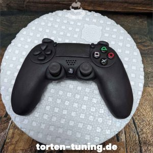 Tortendekoration PS4 Controller