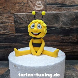 Tortendekoration Biene Maja
