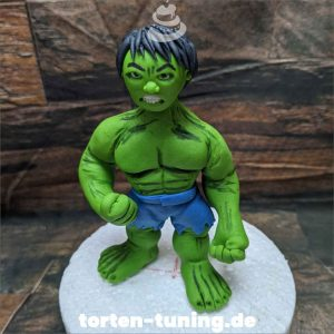 Tortendekoration Hulk
