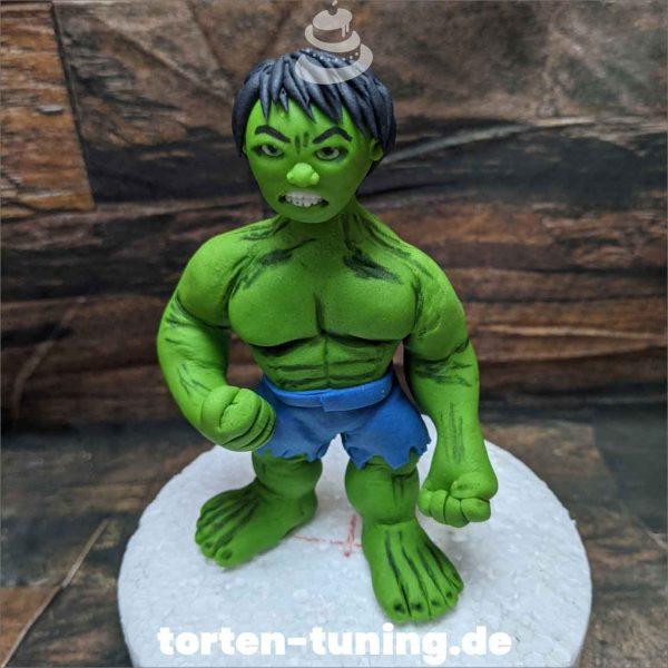 Tortendekoration Hulk Cake topper modellierte Figur Fondantfigur Tortenfigur Torte Torten Tuning Geburtstagstorte Suhl Hochzeitstorte Kindertorten Babytorten Fondant online