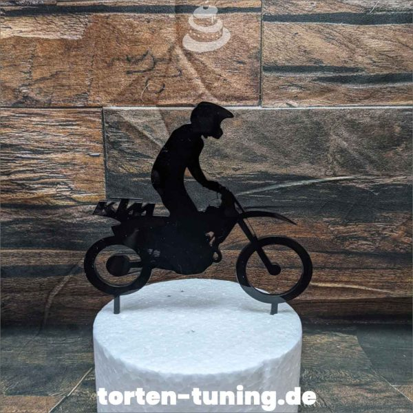 Motorrad KTM Cake Topper KTM Cake topper modellierte Figur Fondantfigur Tortenfigur Torte Torten Tuning Geburtstagstorte Suhl Hochzeitstorte Kindertorten Babytorten Fondant online
