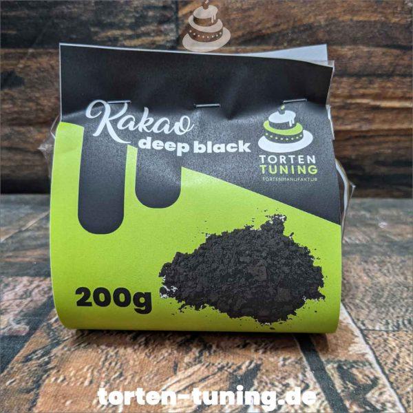 Kakao deep black 200g